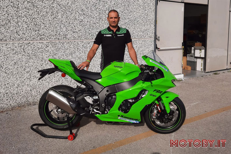 CIV Superbike con il Prodina Team