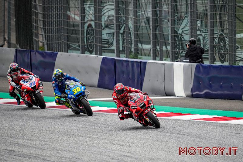 Bagnaia Ducati Lenovo Team
