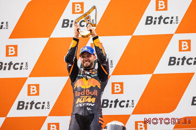 Brad Binder KTM Red Bull Team