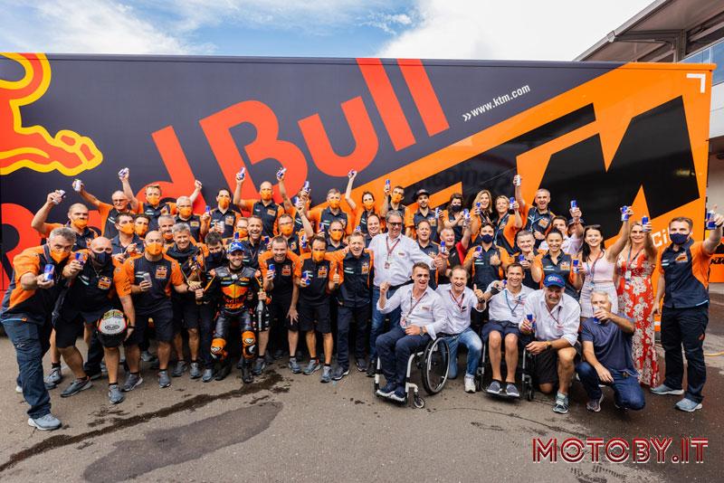 KTM Red Bull Team