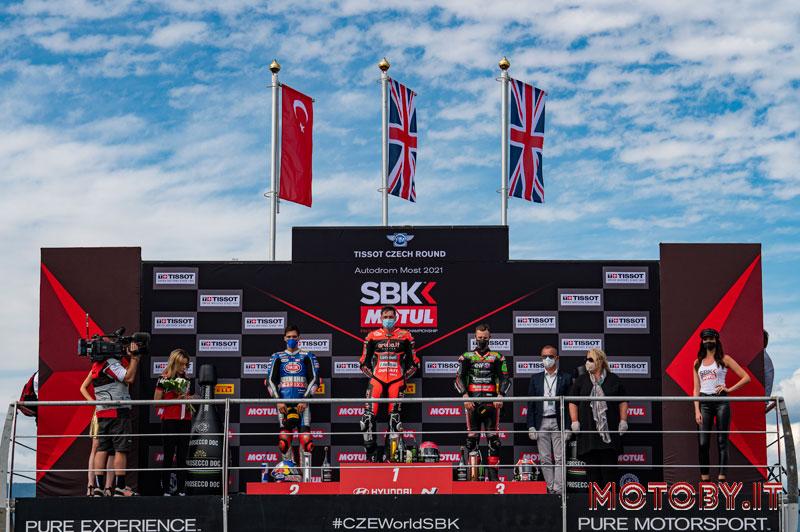 World SBK Race 2
