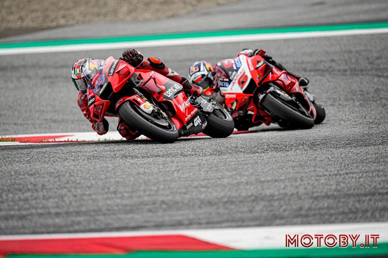 Miller Ducati Lenovo Team