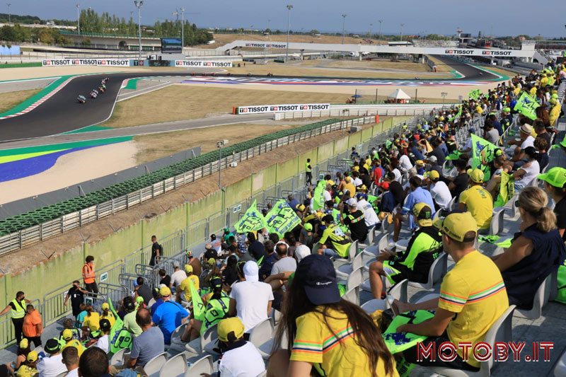 MotoGP 2021 nella Motor Valley e Riders' Land