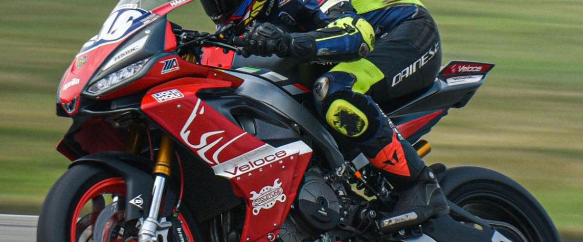 Anthony Mazziotto Aprilia RS 660