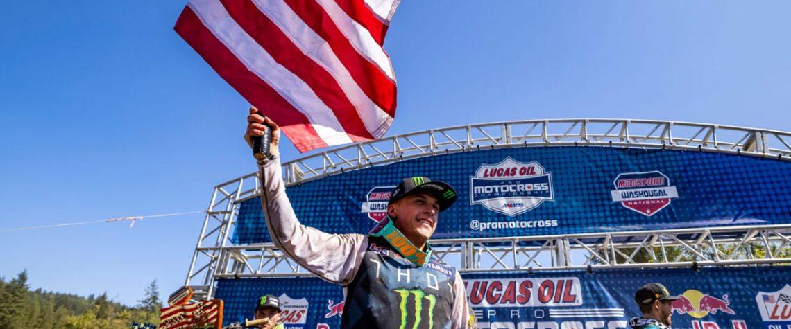 Jeremy Martin, Monster Energy Star Yamaha Racing