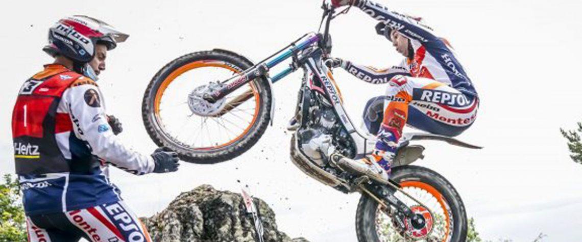Andorra Trial GP Respol Honda Team