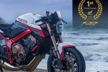honda cb650r contest