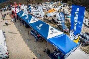 Michelin Italia Trofeo enduro Husqvarna