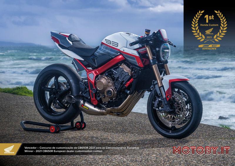 Honda CB650R Fenix