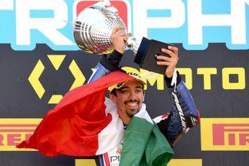 National Trophy 1000: Roberto Tamburini c'è!