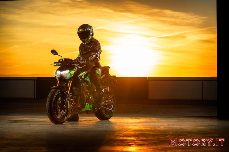 Kawasaki Z900 SE MY2022