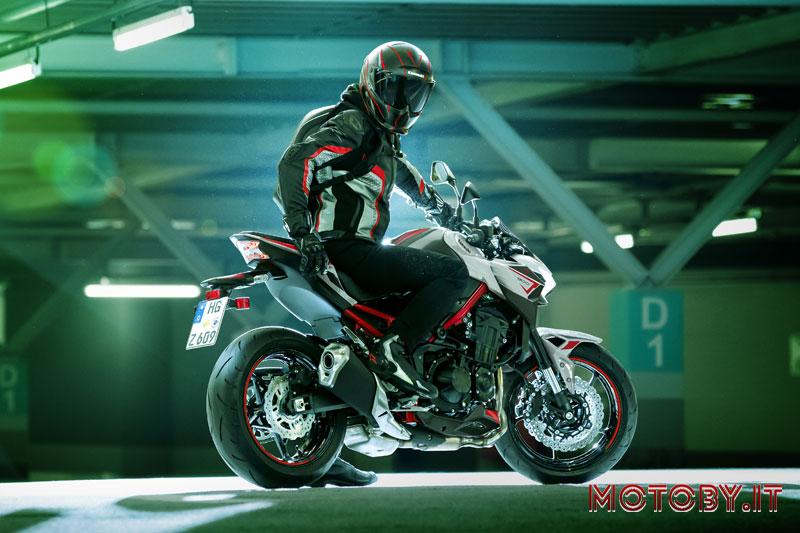 Kawasaki Z900 MY2022