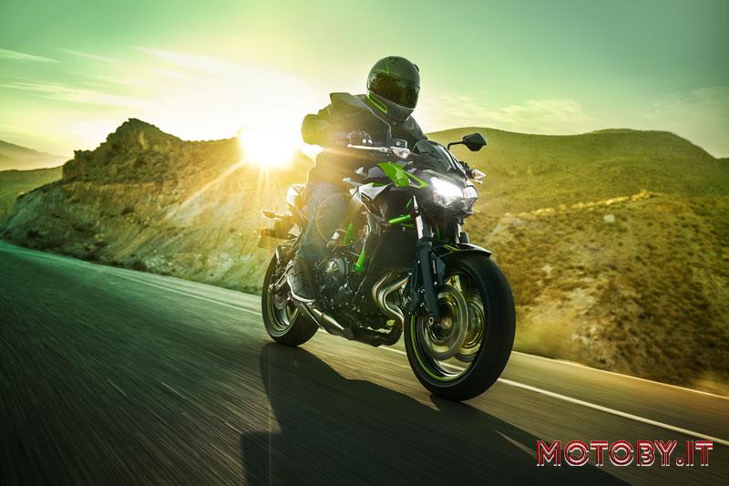 Kawasaki Z650 MY2022