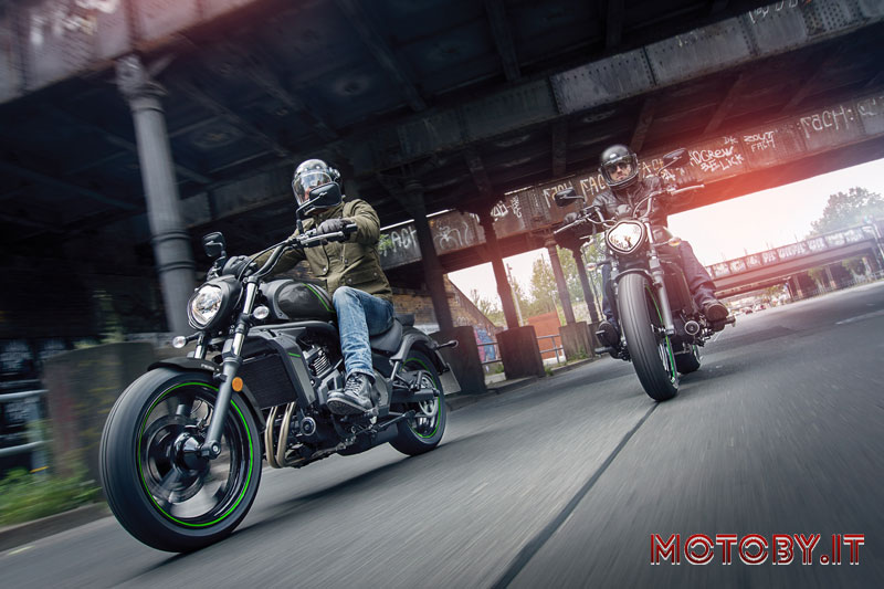 Kawasaki Vulcan S 2022