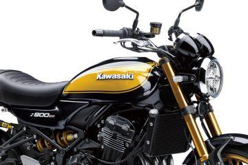 "Kawasaki Z900RS SE ""Yellow Ball"" arriva per il MY2022"