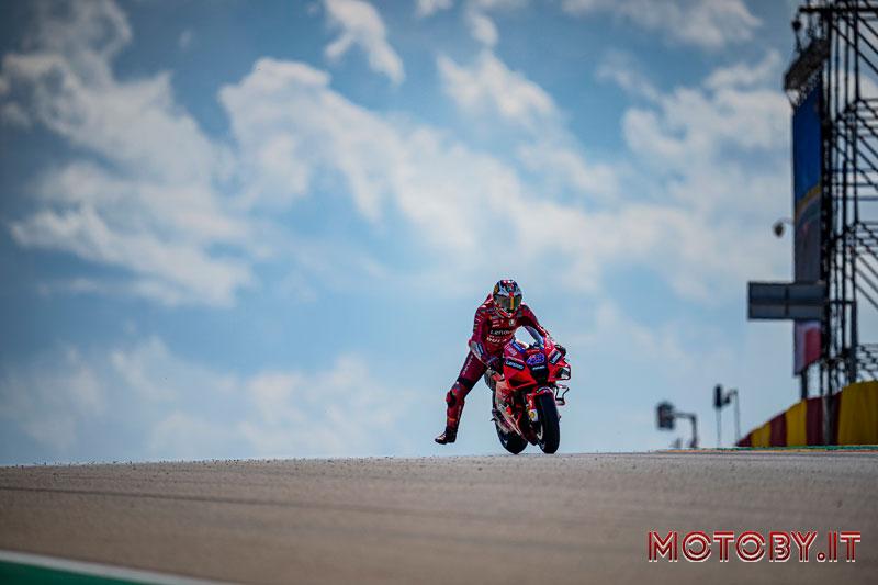 Jack Miller Ducati Aragon