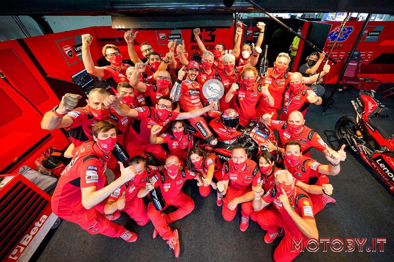 Ducati Lenovo Team Aragon