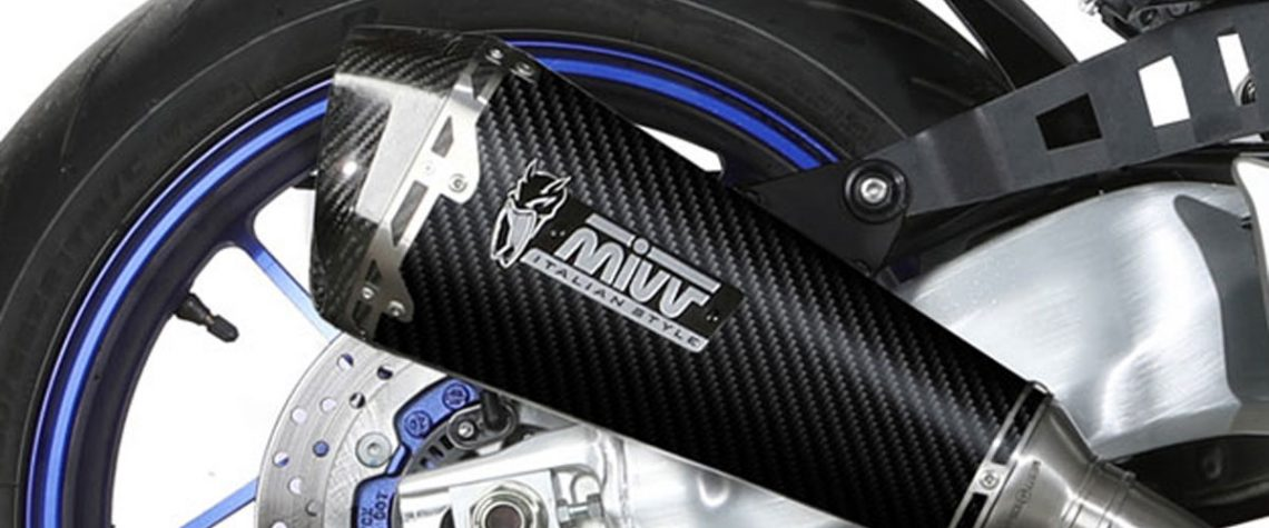 MIVV scarico Yamaha MT-09