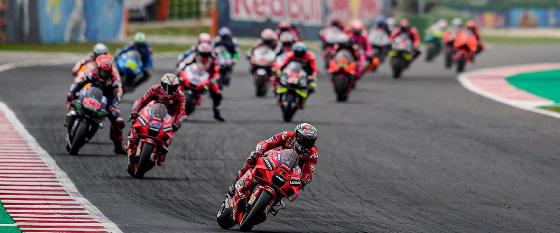 Ducati MotoGP San Marino Rimini