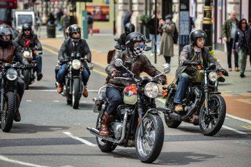 Triumph e The Distinguished Gentleman's Ride