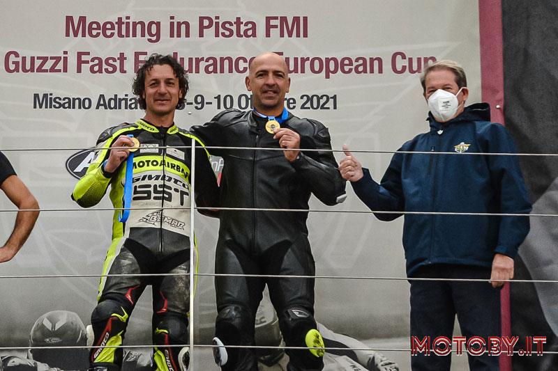 Coppa Europea Moto Guzzi Fast Endurance 2021