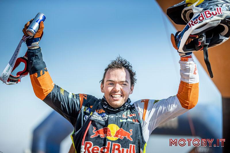 Matthias Walkner KTM