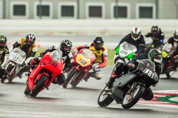 Misano Classic Weekend: in pista la storia del motociclismo